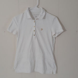 Tommy Hilfiger Stretch Short Sleeve Btn Down Shirt